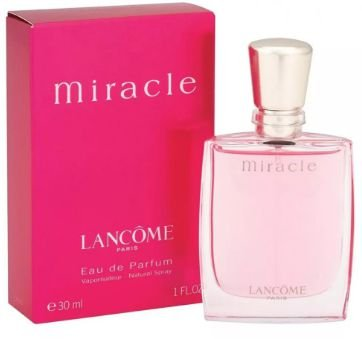 MIRACLE LANCOME FEMININO EDP 30ML
