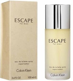 CALVIN KLEIN ESCAPE MASCULINO EDT 100ML