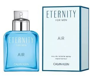 CALVIN KLEIN ETERNITY AIR MASCULINO EDT 50ML