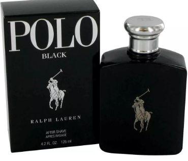 RALPH LAUREN POLO BLACK MASCULINO EDT 125ML
