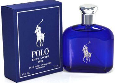 RALPH LAUREN POLO BLUE MASCULINO EDT 125ML