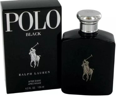RALPH LAUREN POLO BLACK MASCULINO EDT 200ML