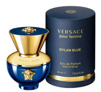 VERSACE DYLAN BLUE FEMININO EDP 50ML