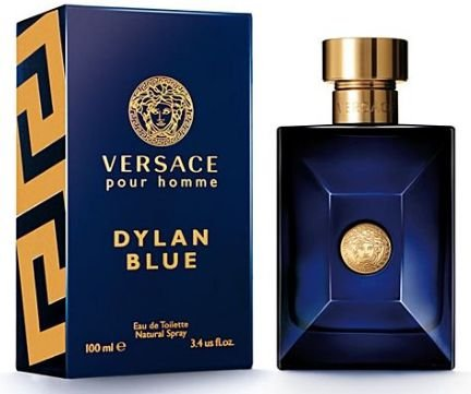 VERSACE DYLAN BLUE MASCULINO EDT 100ML
