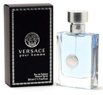 VERSACE POUR HOMME MASCULINO EDT 50ML