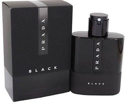 PRADA LUNA ROSSA BLACK MASCULINO EDT 50ML