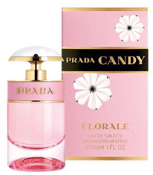 PRADA CANDY FLORALE FEMININO EDT 50ML