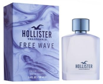HOLLISTER FREE WAVE FOR HIM MASCULINO EDT 50ML