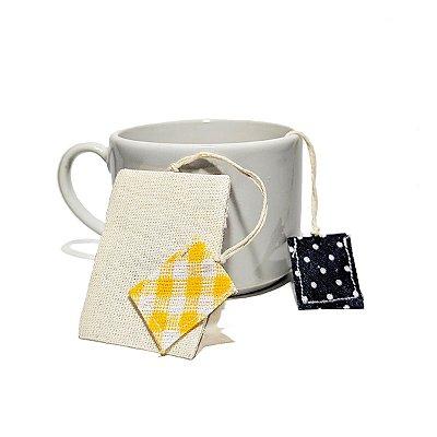 Infusores de chá (kit com 4 unidades)