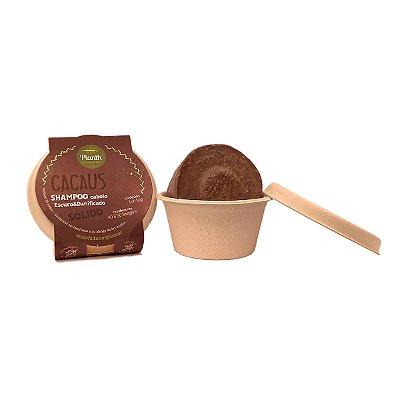 CACAUS  Shampoo Sólido Planth® - 50g - Escuro&Danificado
