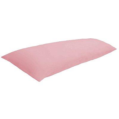 Travesseiro Gigante de Corpo Inteiro Rosa