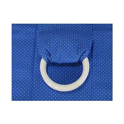 Sling Canguru Azul Poá Argola Nylon