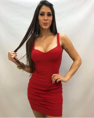 Vestido Sabrina BYB90