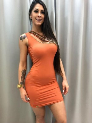 Vestido Tati BYB02