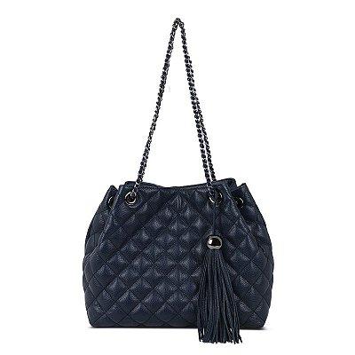Bolsa Suzi M cor Azul Navy