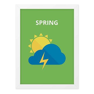 Quadro A4 Spring