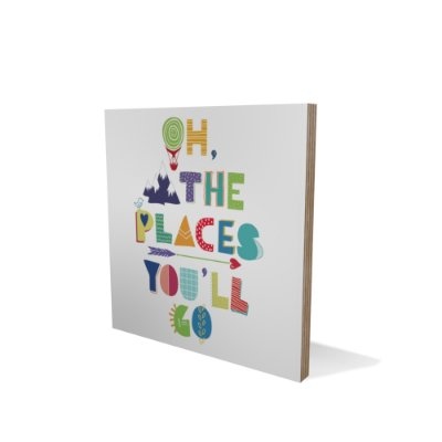 Placa Compensado 20x20 Places