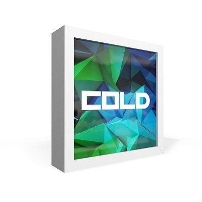 Quadro Caixa Frontal Cold