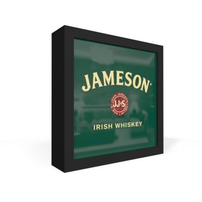 Quadro Caixa Frontal Jameson