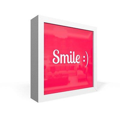 Quadro Caixa Frontal Smile