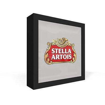 Quadro Caixa Frontal Stella