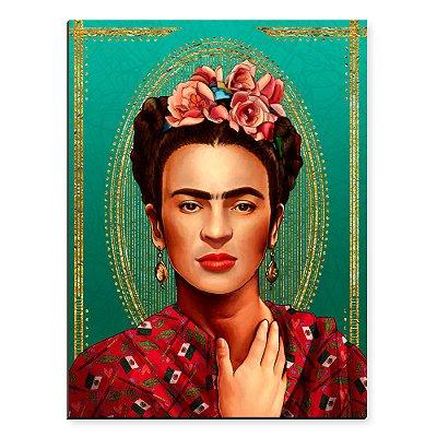 Placa Mdf Frida Fancy