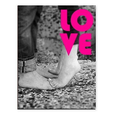 Placa Mdf Love Pb