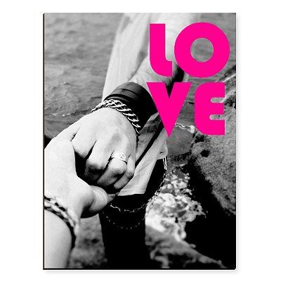 Placa Mdf Love Pb2
