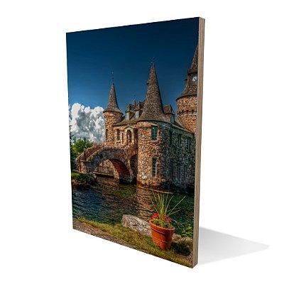 Placa Compensado Castle