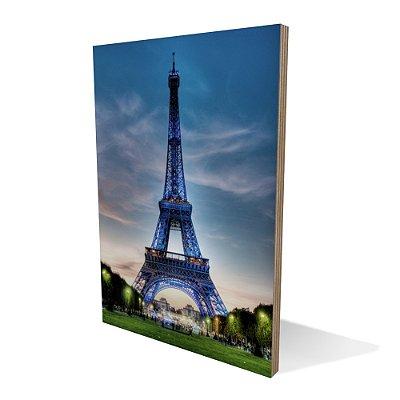 Placa Compensado Paris
