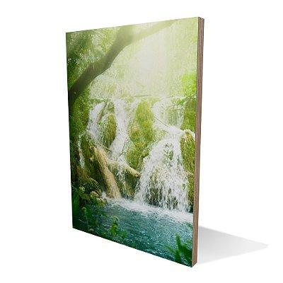 Placa Compensado Waterfall Green