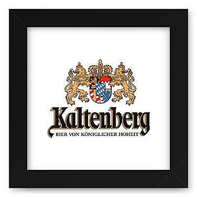 Quadro 20x20 Bebidas Cerveja Kaltenberg