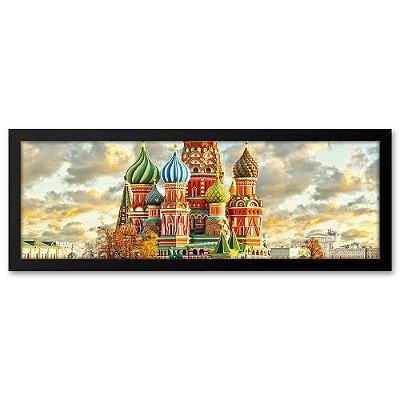 Quadro 60x20 São Petersburgo Russia
