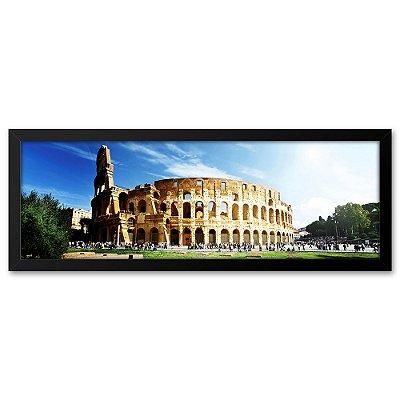 Quadro 60x20 Coliseu, Itália