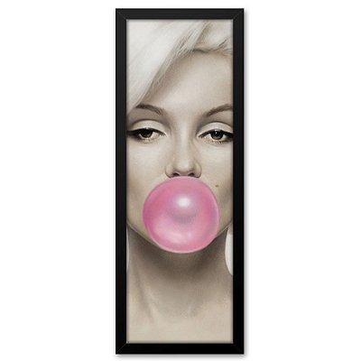 Quadro 60x20 Marilyn Monroe