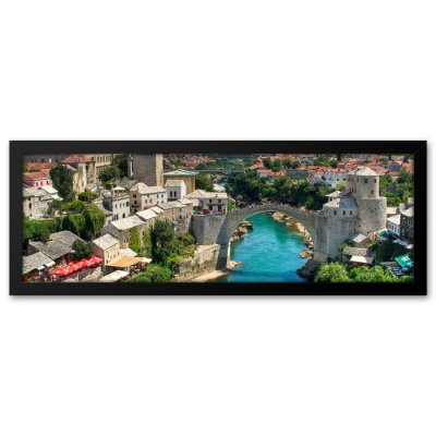 Quadro 60x20 Mostar Bósnia