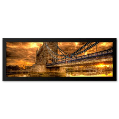 Quadro 60x20 Ponte de Londres