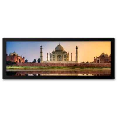 Quadro 60x20 Taj Mahal India