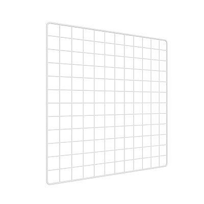 Memory Board Adoraria Aramado 60x60 Branco