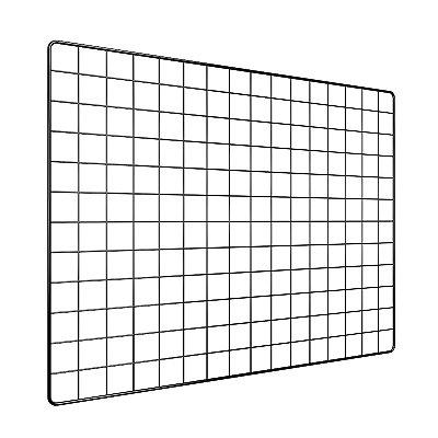 Memory Board Adoraria Aramado 60x80 Preto