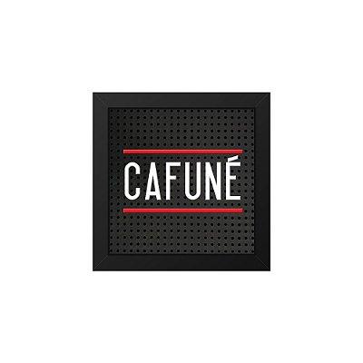 Placa de Letras Plugg Cafuné
