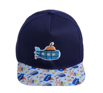 Boné Submarino