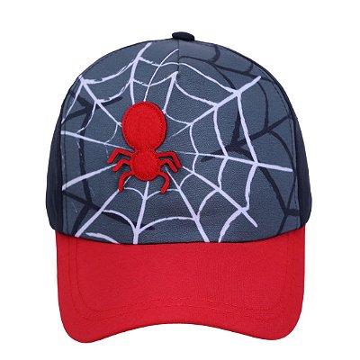 Boné infantil G Spider