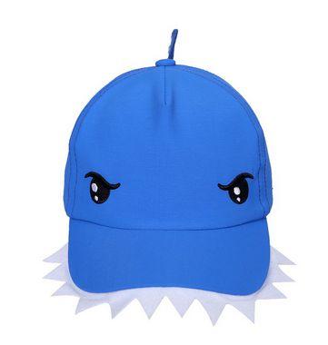 Boné bebê tubarão