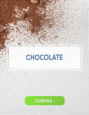 Mini banner - chocolate