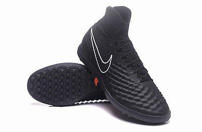 Chuteira Nike Society MagistaX Proximo II TF Black