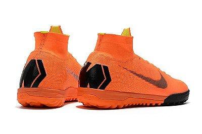 Chuteira Nike Mercurial SuperflyX 6 Elite Society (Cano Alto)