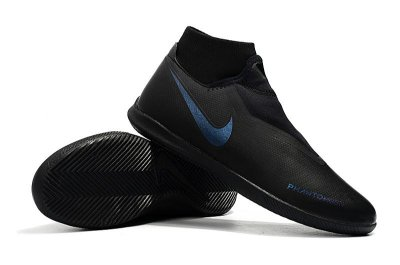 Chuteira Nike Phantom Vision Elite Classic Futsal Black (Cano Alto)