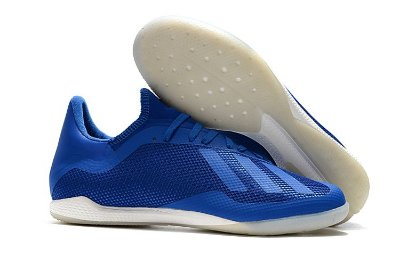 Chuteira Adidas Futsal X Tango 18.3 Azul
