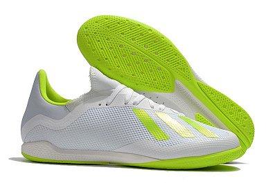 Chuteira Adidas Futsal X Tango 18.3 Branca